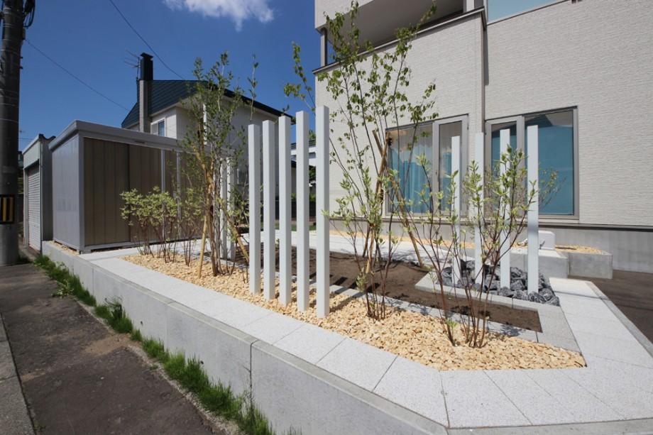札幌市 フェンス