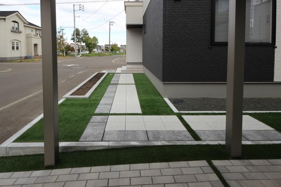 札幌 パエリア アプローチ