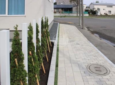 札幌市北区新琴似 カースペース ロシェ・ナチュラル BBブリック