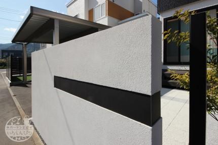 塗り壁 タイル