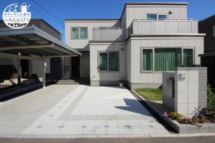 札幌 シンプル カースペース