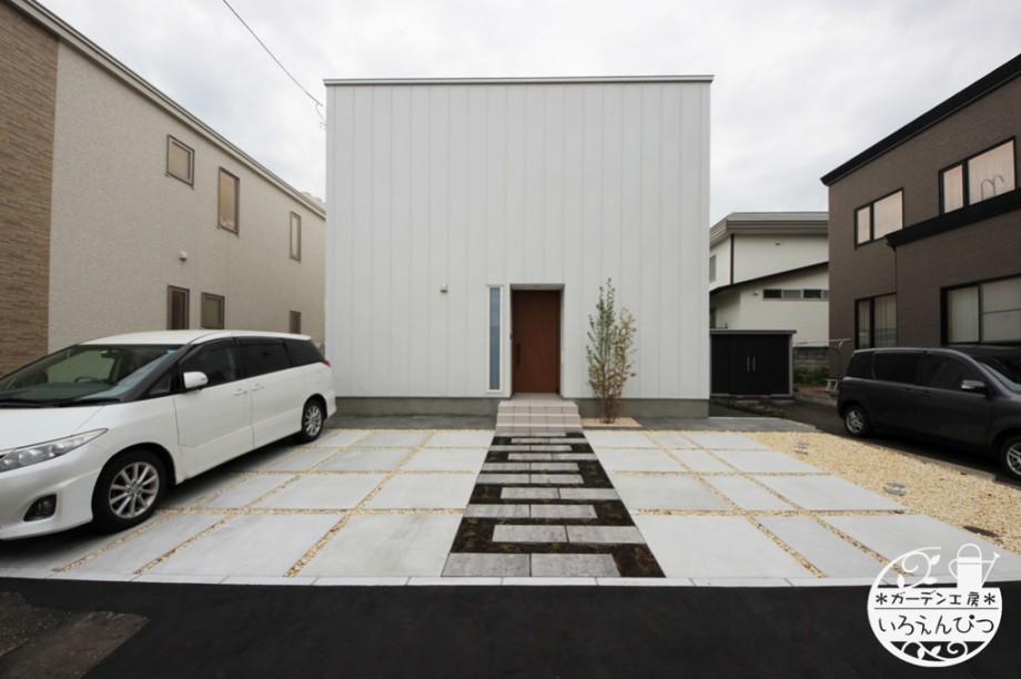 札幌 コンクリート カースペース
