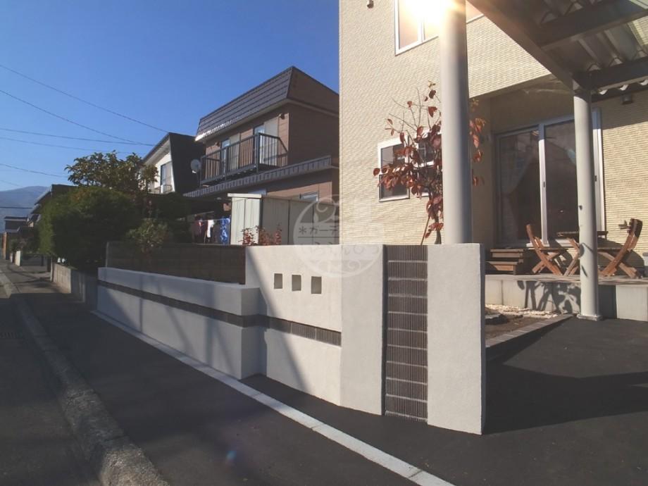 札幌市 塗壁 美ブロ