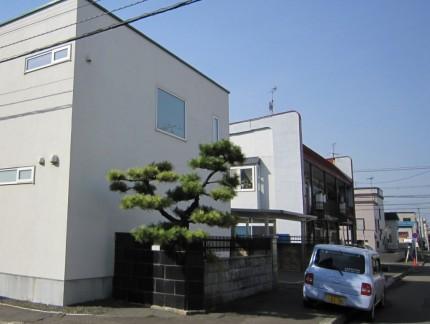 札幌市 お庭のリノベーション