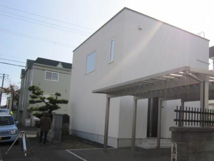 札幌市 塗壁