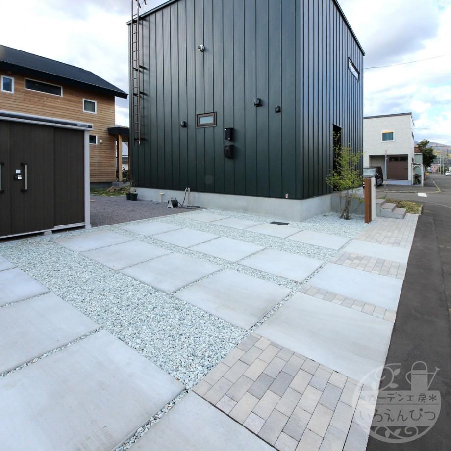 札幌 コンクリート平板