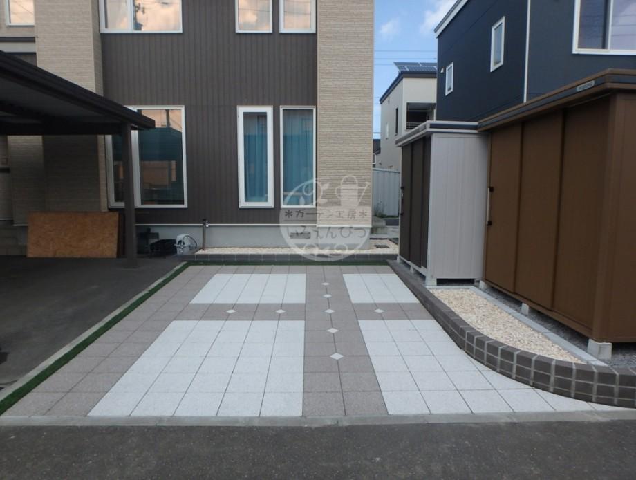 札幌市 インターブロック 駐車場